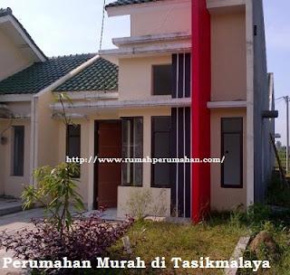 Perumahan Murah di Tasikmalaya, rumah subsidi, sejuta rumah,