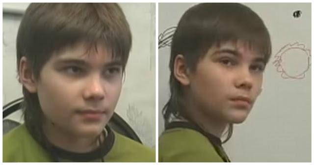 20χρονος Ρώσος ισχυρίζεται ότι ζούσε στον πλανήτη Άρη πριν ξαναγεννηθεί στη γη