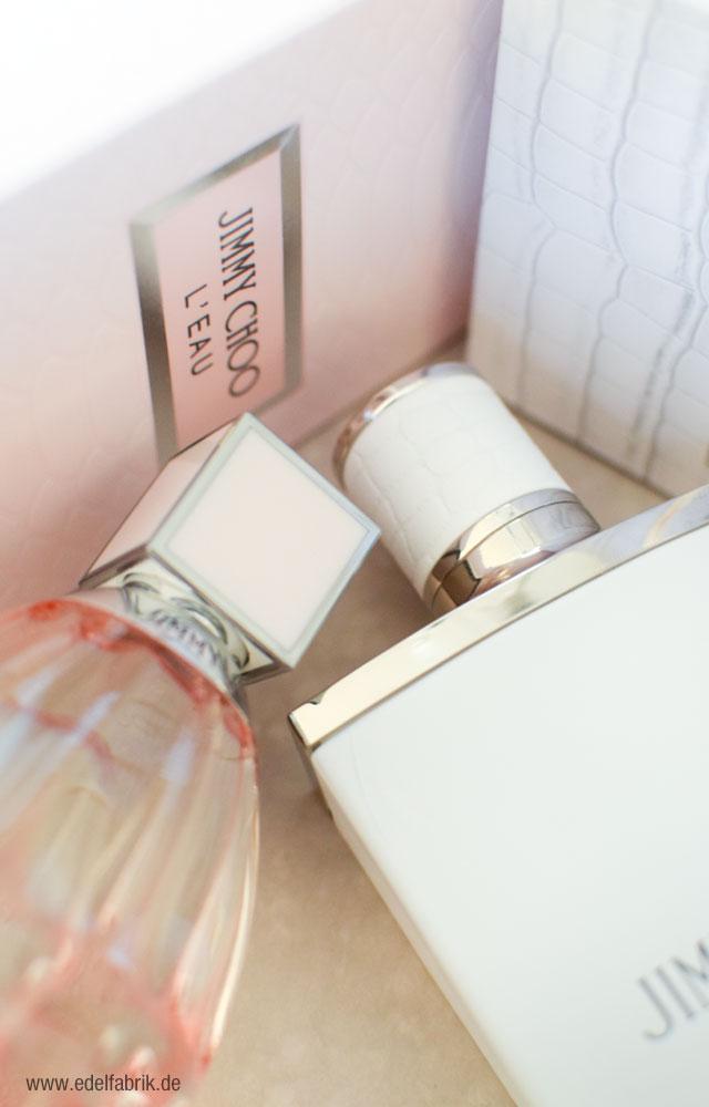 Die neuen Parfums von Jimmy Choo für Damen und Herren Man Ice, L'Eau
