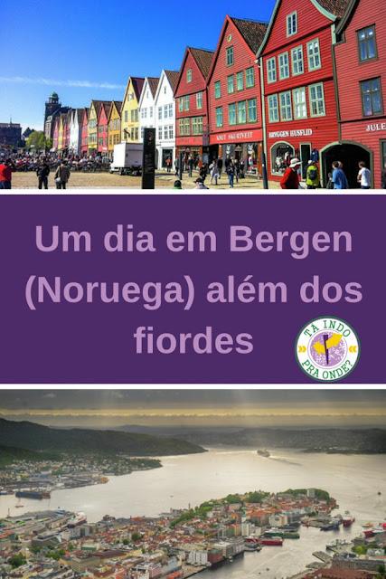 Bergen além dos fiordes - roteiro para um dia - Bryggen, Fløibanen, vista do Monte Fløyen, Gamle Bergen