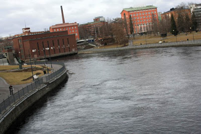 Factories in Tampere
