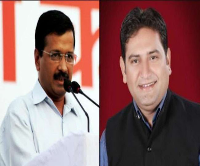 The Delhi Election 2020 AAP has also dissuaded MLAs in ticket distribution who have embarrassed the party with their actions or added to the government's troubles.