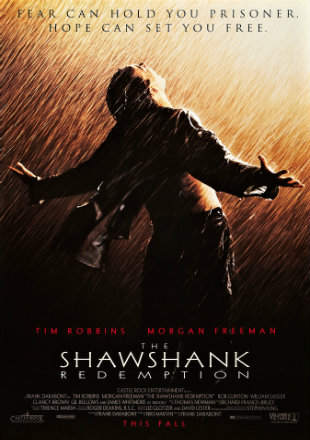 The Shawshank Redemption 1994 BRRip 720p Dual Audio In Hindi English