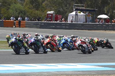 Terlalu Banyak Pembalap Spanyol, Rossi Mulai Kewalahan
