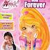 Revista Winx Forever: Magico Amore