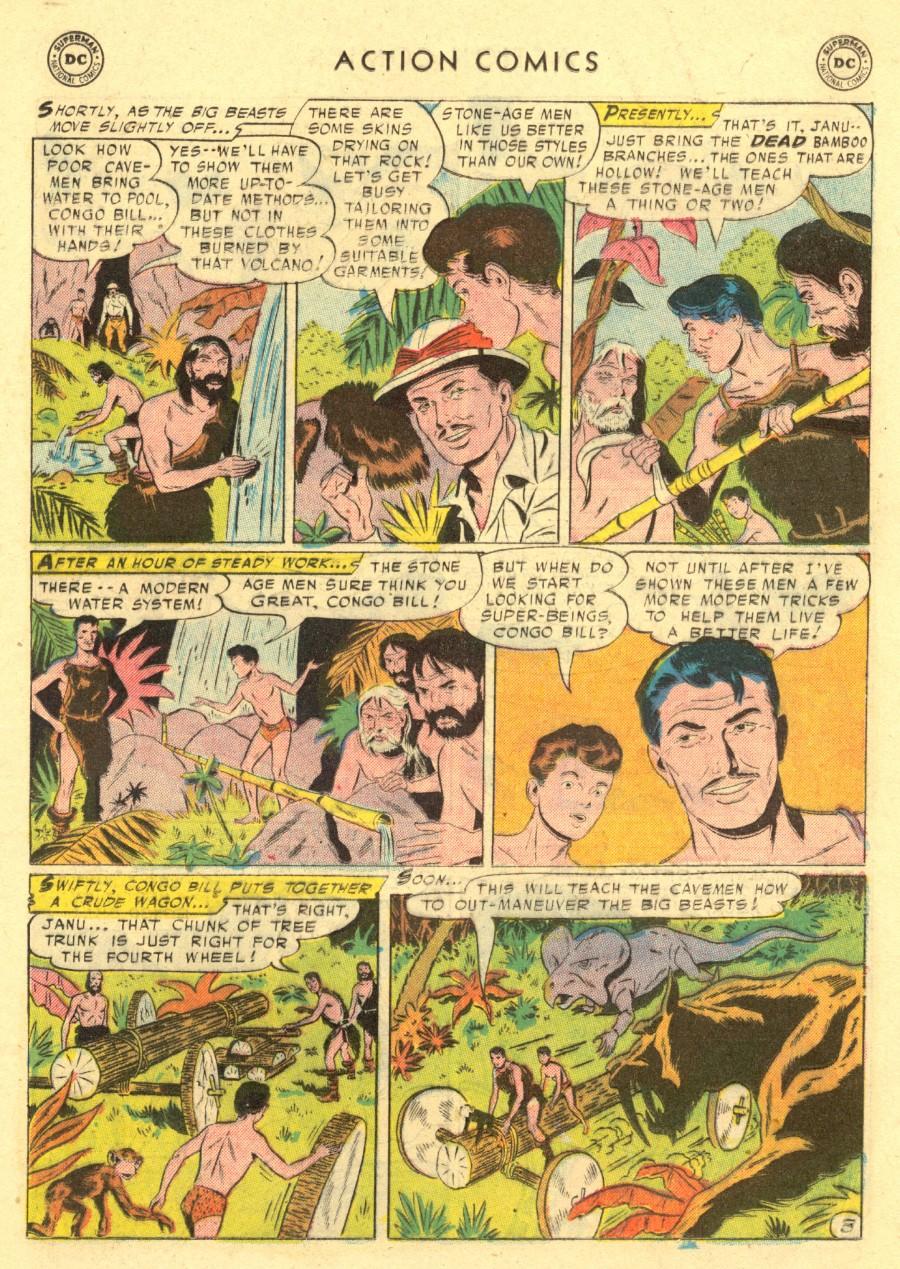 Action Comics (1938) 220 Page 18