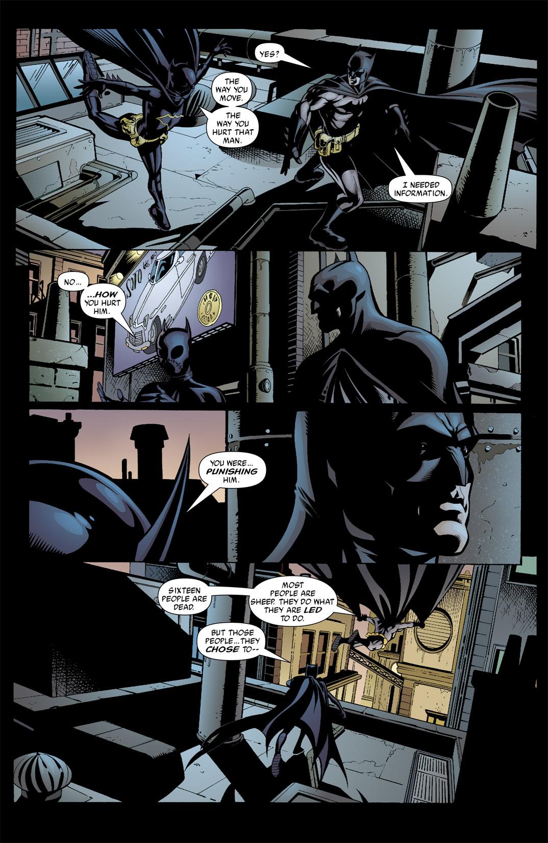 Detective Comics (1937) 790 Page 10