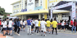Pentas Seni SMP Kristen Kalam Kudus - Junio BRI Meriah