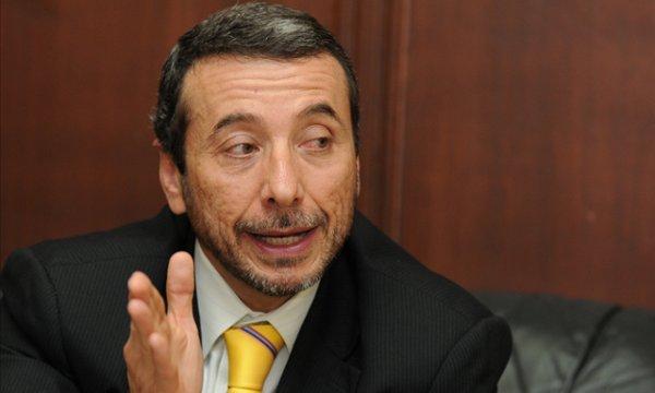 Vinicio Alvarado no acudió a la Fiscalía