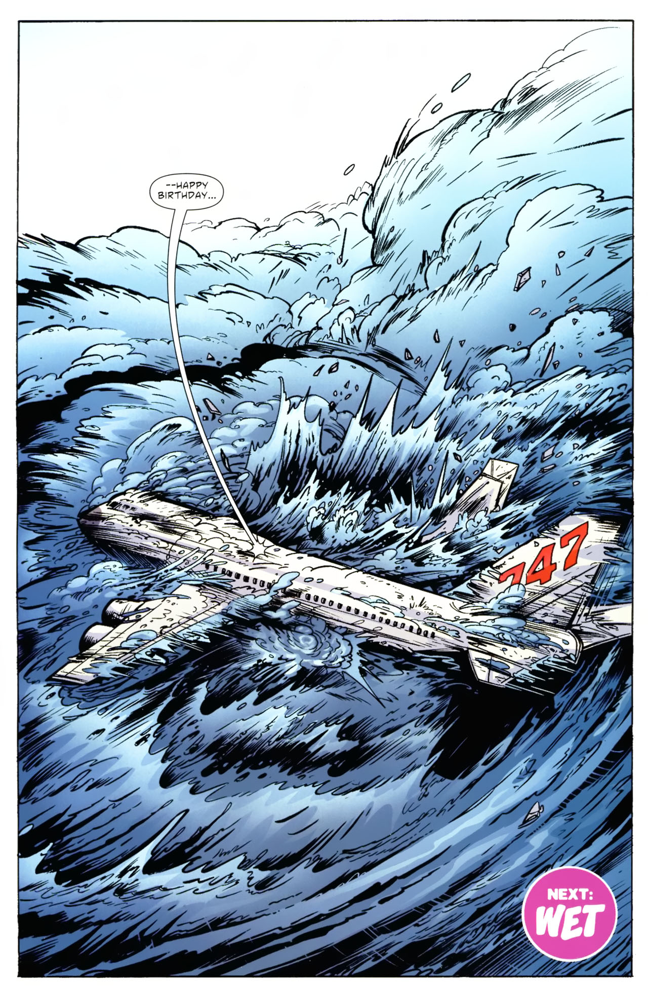 Read online American Virgin comic -  Issue #9 - 23