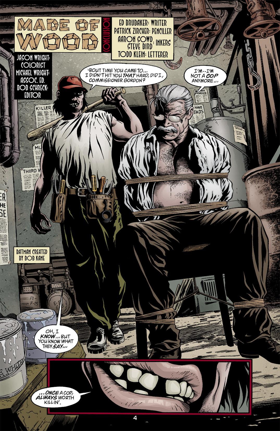 Detective Comics (1937) 786 Page 4