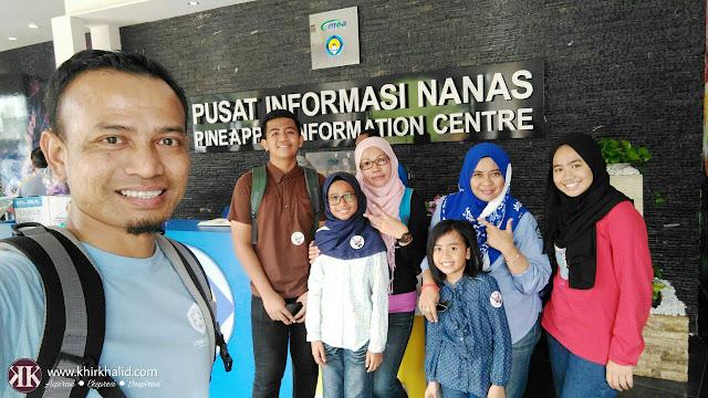 Pusat Informasi Nanas MAHA 2016,