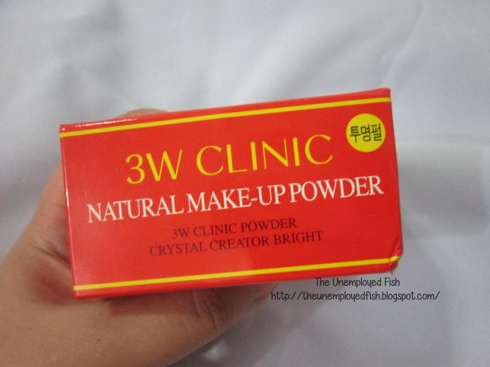 Natural Makeup Powder W Clinic Review