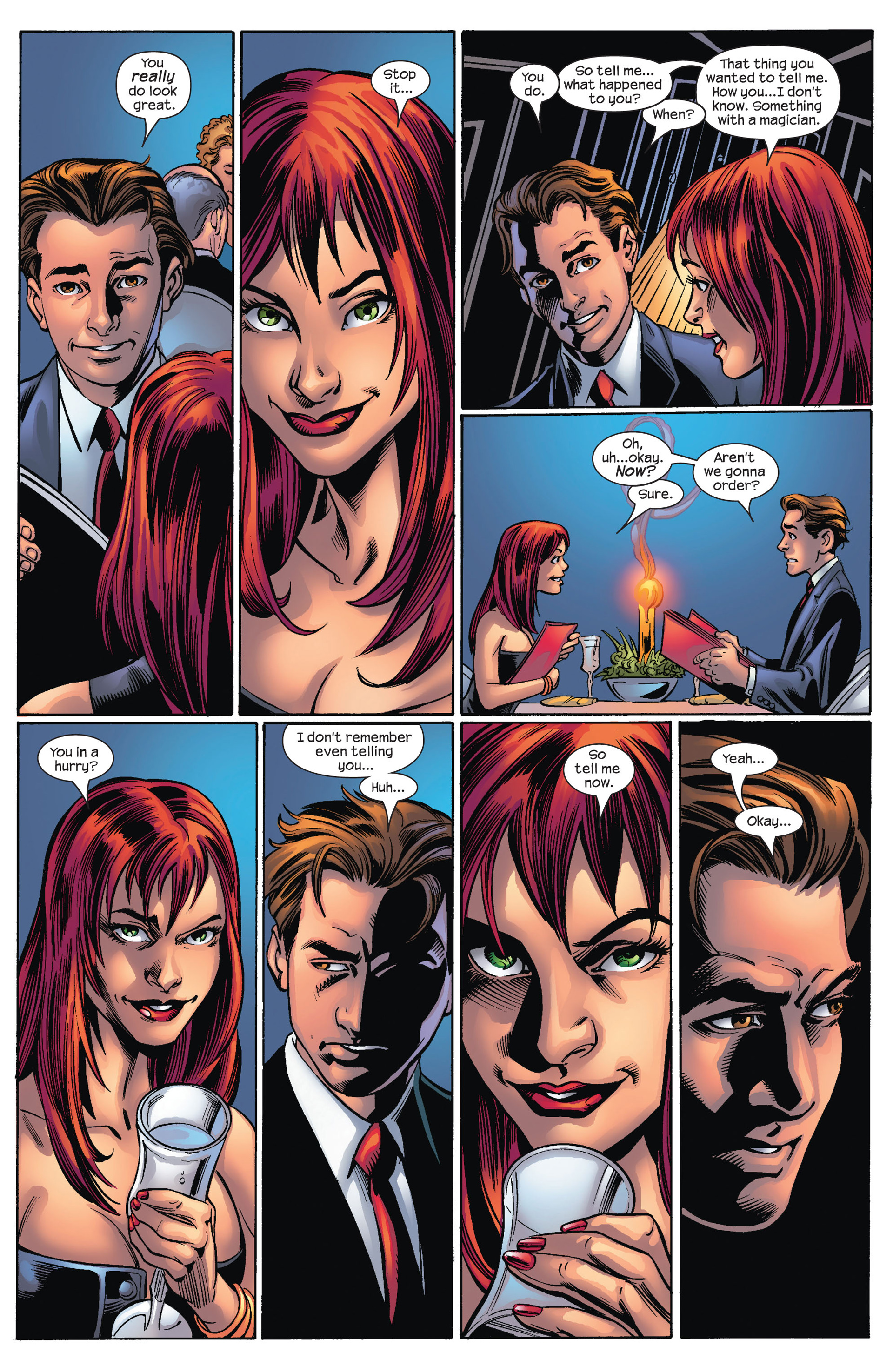 Read online Ultimate Spider-Man (2000) comic -  Issue #70 - 4