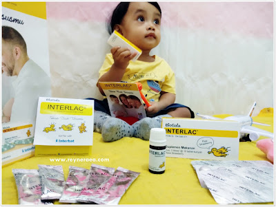 interlac drops untuk bayi
