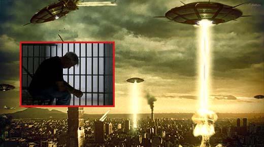 'Viajero del tiempo' advierte que una invasión alienígena tendrá lugar en el 2018