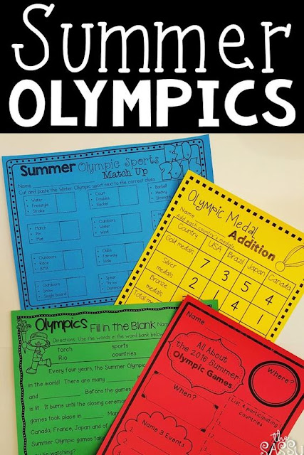 https://www.teacherspayteachers.com/Product/Summer-Olympics-Rio-2016-Resources-and-No-Prep-Activities-2552939