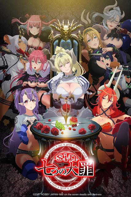 Seven Mortal Sins / Sin: Nanatsu no Taizai (sin 七つの大罪)