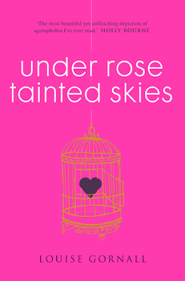 Under Rose Tainted Skies by Louise Gornail