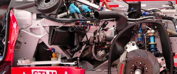 WS Speed Analytics: Basic Setup Training--Ferrari 488GTE in