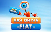 Promoção Big Drive Fiat