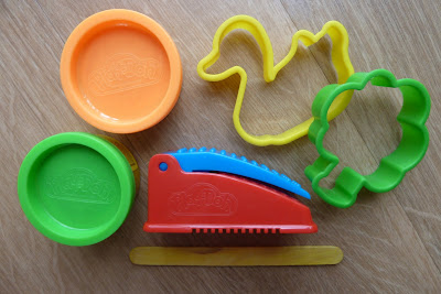 Mini PlayDoh set