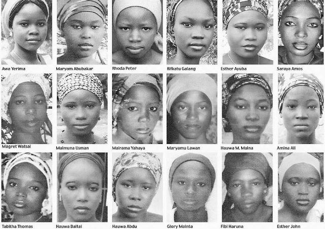 82 chibok girls