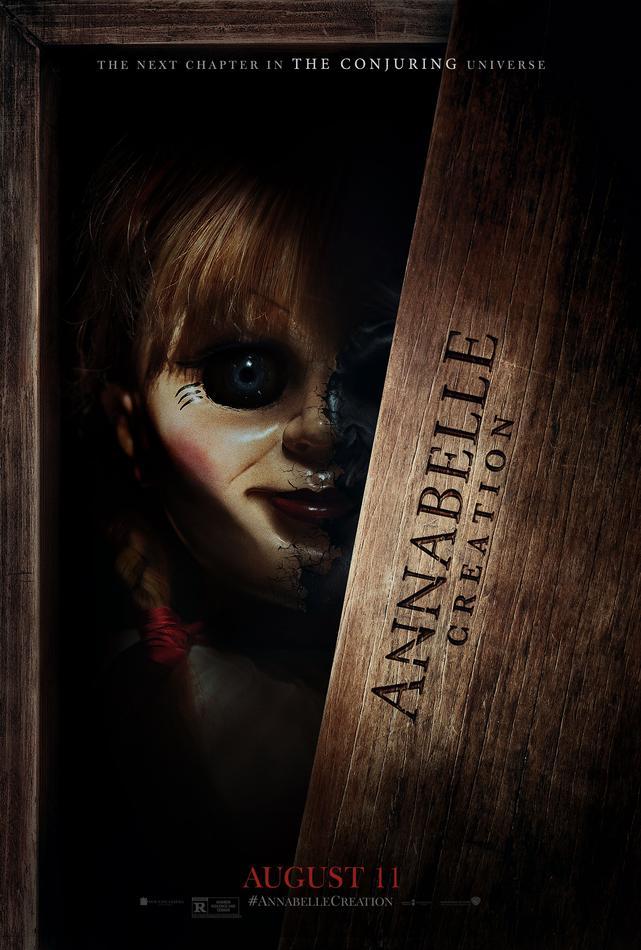 Annabelle 2 La Creación (2017) HD 1080p Latino
