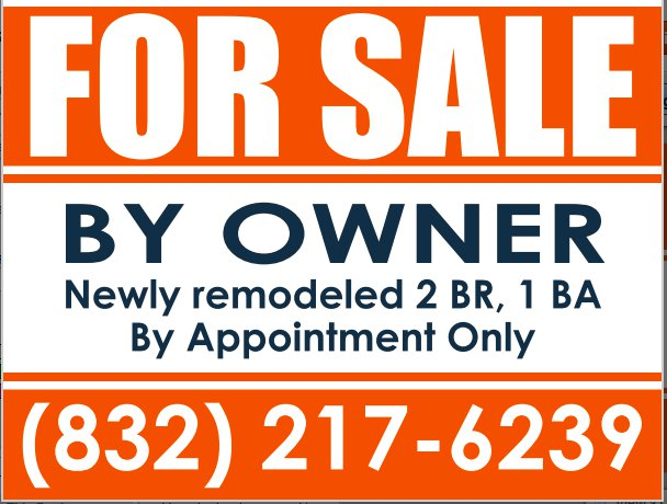for sale by owner signs template - Ozilalmanoof - house for sale sign template