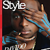 Photos: Davido looks dandy on the cover of ThisDay Style Magazine