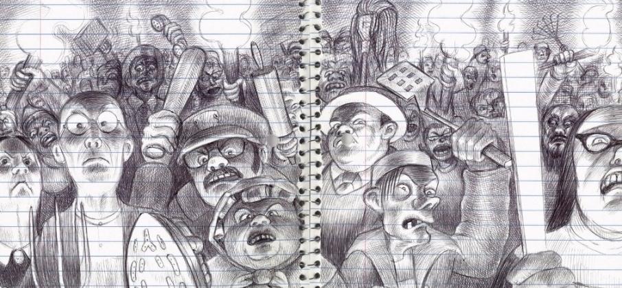 Resenha: Minha coisa favorita é monstro Livro 1, de Emil Ferris