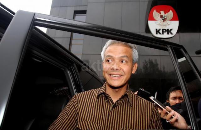 Kasus e-KTP, Ganjar: Wong Saya Waktu Itu Piminan Komisi, Saya Harus Bertanggungjawab