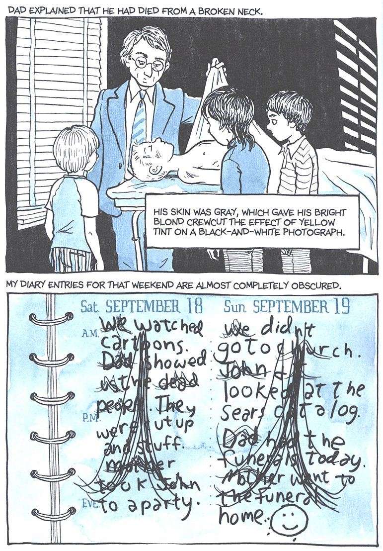 Read Fun Home: A Family Tragicomic - Chapter 5, Page 27