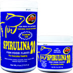 Spirulina Algae aid for aquarium fish nitrate poisoning