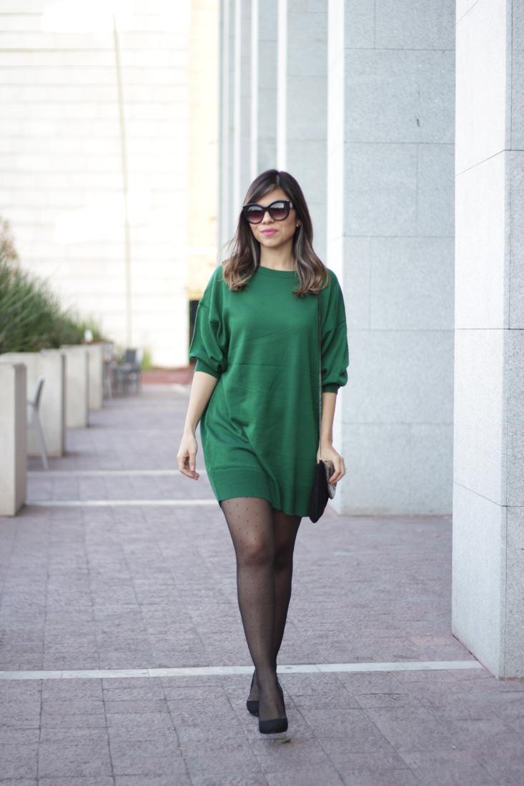 Street style legwear looks lestylorouge.com