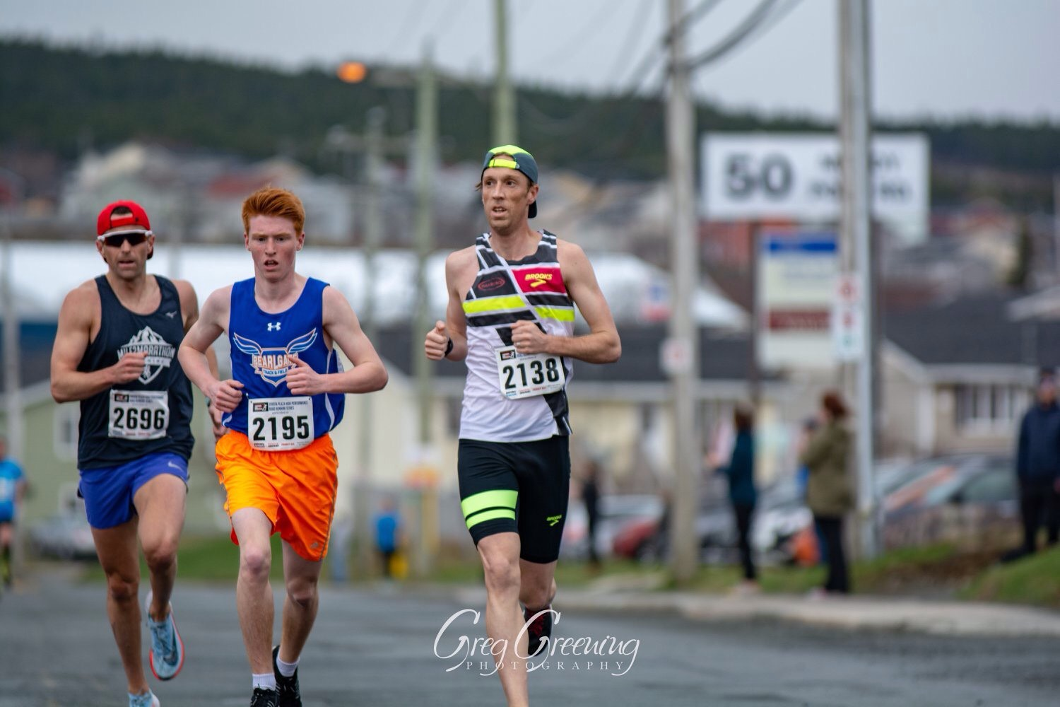The Trial of Miles A distance runners blog: Some track