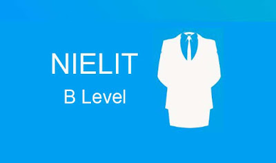 Nielit B Level Banner