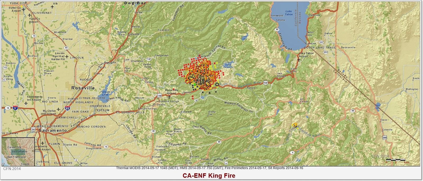 CFN - CALIFORNIA FIRE NEWS - CAL FIRE NEWS : CA-ENF King ...
