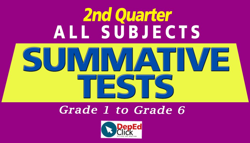 This Kind Of Test Can Give Not Only The Teachers But Also The Parents A Valuable Understanding And Concrete Information On What The Learners Have Learned