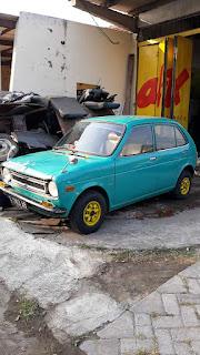 Jual Mobil Mungil Antik HONDA LIFE 74