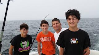 Sloan Family - Panacea Fishing