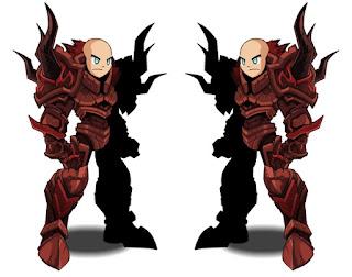 Sepulchure Doomknight Armor (SDA)