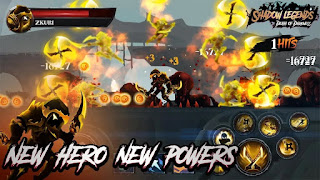 Shadow Legends : Stickman Revenge 1.1.7 Mod + Apk