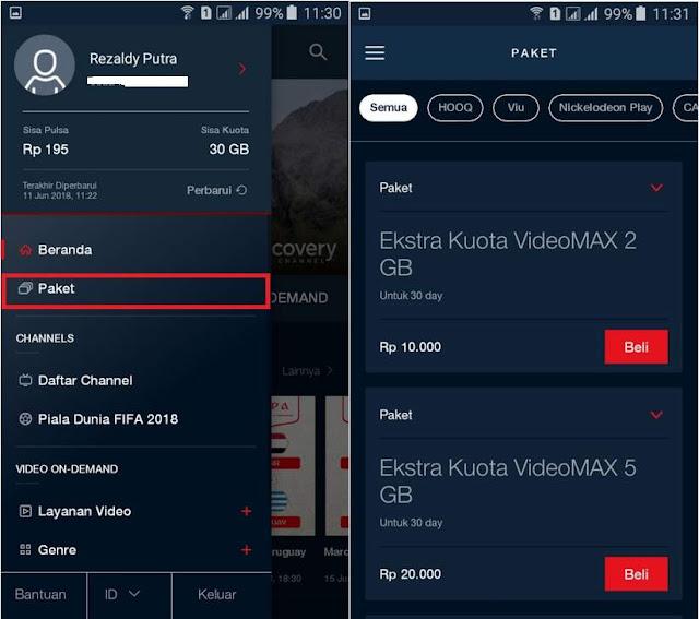 pagelaran sepak bola termegah di dunia akan segera dimulai MAXstream, Aplikasi Streaming Piala Dunia 2019 Gratis di Android
