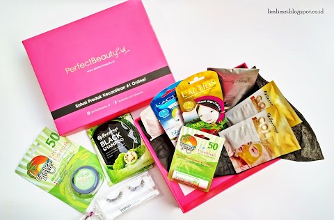 [FIRST IMPRESSION] Perfect Beauty Box