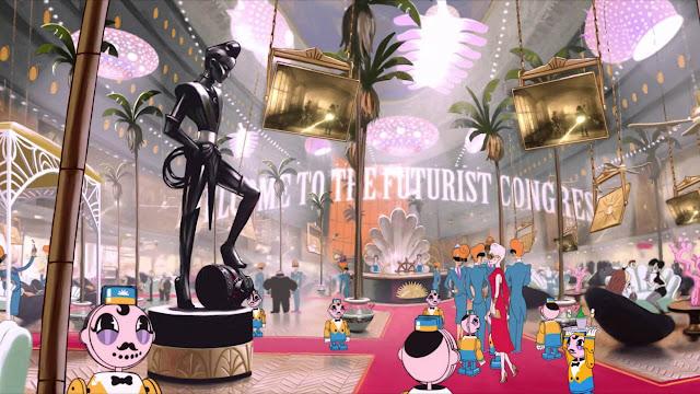 Fotograma: El congreso (2013)