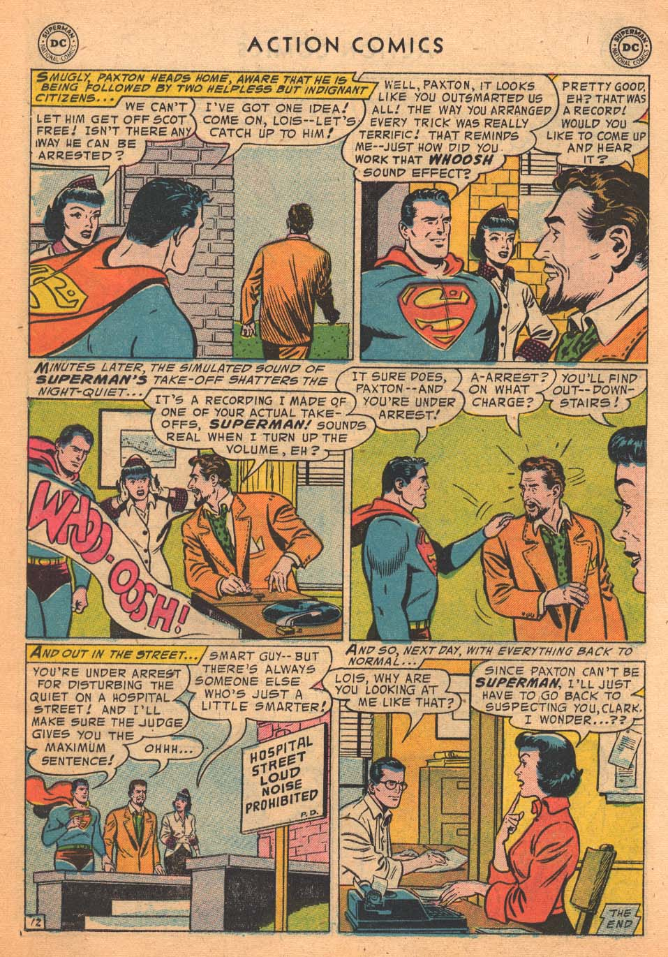 Action Comics (1938) 213 Page 13