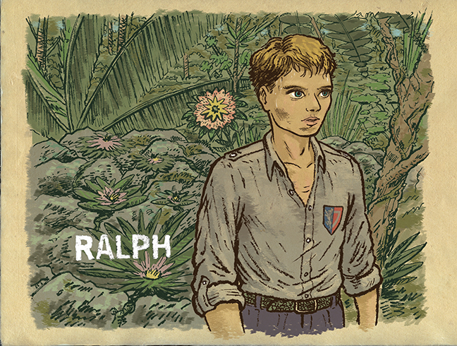 lord of the flies ralph