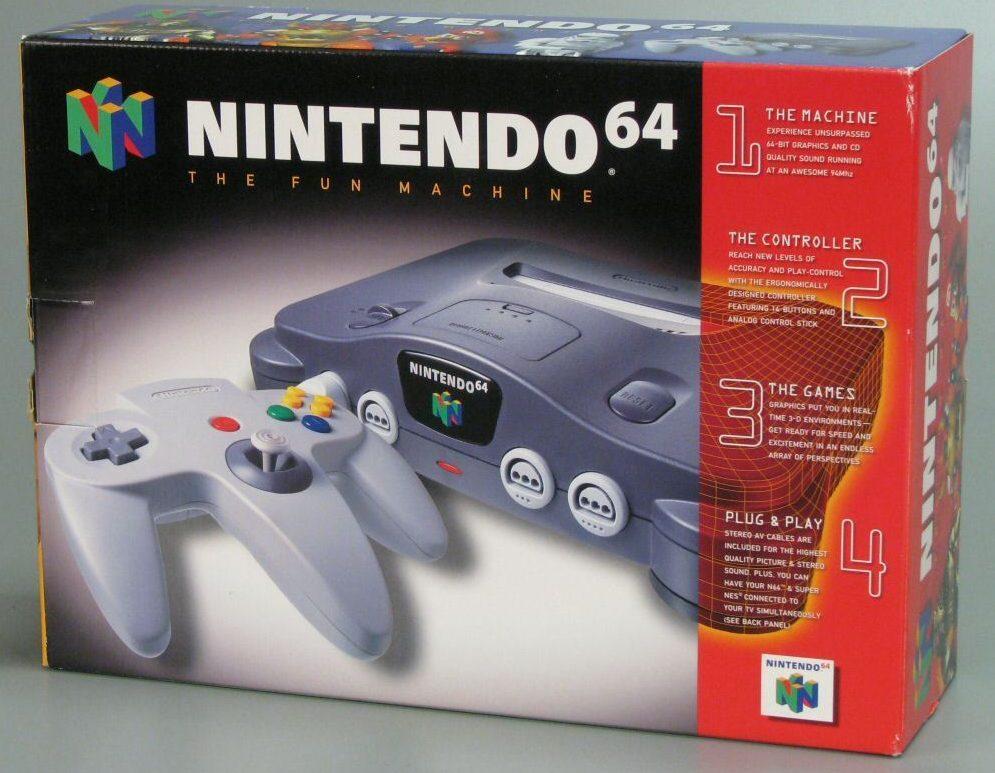 Nintendo 64] GoodN64 3 27 5 8 GB | 5265 ROMs