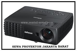 Tempat sewa proyektor Jakarta Barat